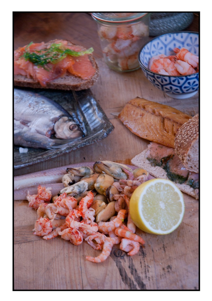 fish dish photo by Lotte-Marijn Millar