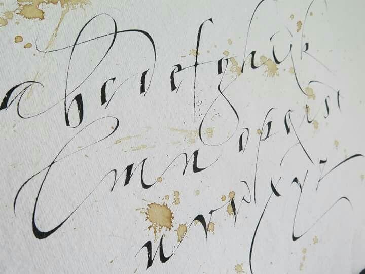Best calligraphy lettering images penmanship