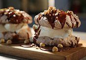 Hazelnut Meringue Dessert | Eat The Week | Iceland Groceries