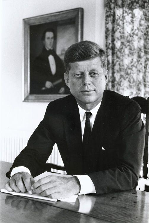John Fitzgerald Kennedy - 1960 © Alfred Eisenstaedt
