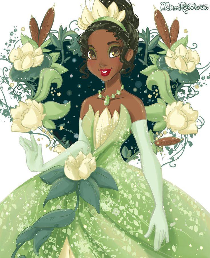 Princess Tiana Art: 158 Best Images About La Princesa Y El Sapo On Pinterest