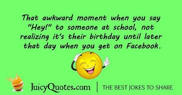 Funny Birthday Joke - 4
