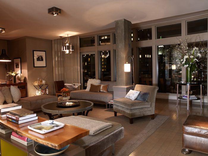 88 best ny luxury lofts images on pinterest arquitetura luxury loft and new york city. Black Bedroom Furniture Sets. Home Design Ideas