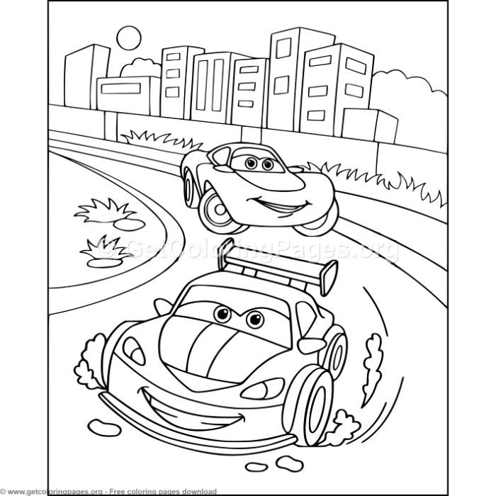 - 5 Race Car Coloring Pages – GetColoringPages.org #coloring #coloringbook  #coloringpages #cars Race Car Coloring Pages, Cars Coloring Pages,  Coloring Pages