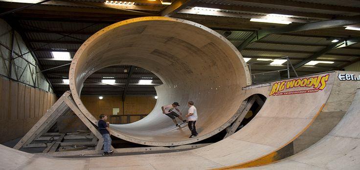 Blackpool | Skate Park Directory | Indoor & Outdoor Skateparks ...