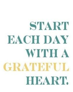 So perfect.  Love it.: Words Of Wisdom, Life, Be Grateful, Start, Thanks God, Things, A Quotes, Gratitude, Grateful Heart