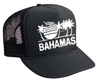 Black Bahamas Mesh Trucker Hat Cap White $7.99: Trucker Hats, Mesh Trucker, Cap White, White 7 99, Bahamas Mesh, Baseball Caps, Womens Baseball, Black Bahamas