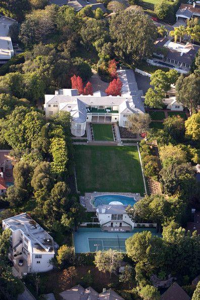 OPRAH WINFREY HOUSE | Millionaires Row™ | Celebrity houses ...