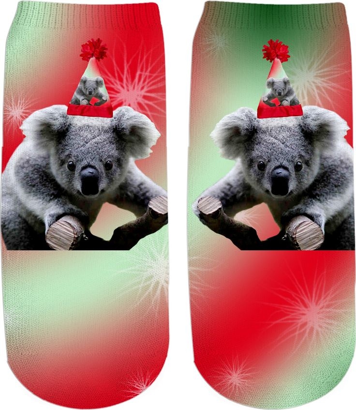 Check out my new product https://www.rageon.com/products/christmas-koala-ankle-socks-1 on RageOn!