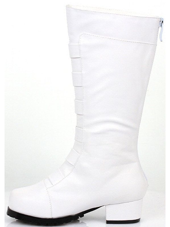 5df4e64cb93 Check out White Boots For Boys - Costume Accessories for 2018 ...