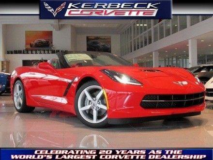 new Corvettes for Sale | Kerbeck Corvette New 2014 Corvette Inventory | 2015 Corvette Stingrays Coming Soon.