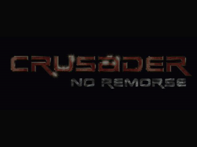 Crusader: No Remorse Windows Opening title. #crusader #noremorse #origin #oldschool