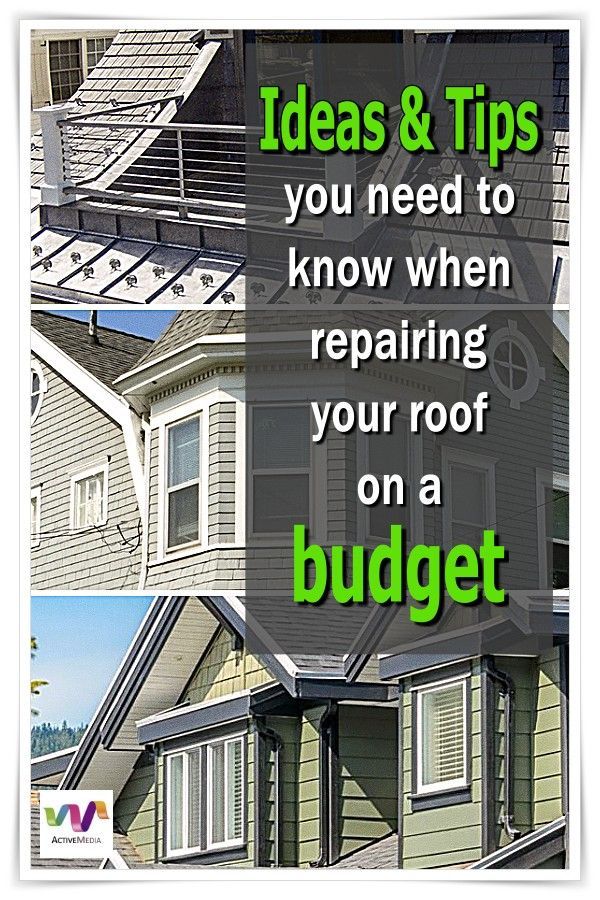 Fix The Roof By Sorting Out These Tips In 2020 Roofing Roof Shingling