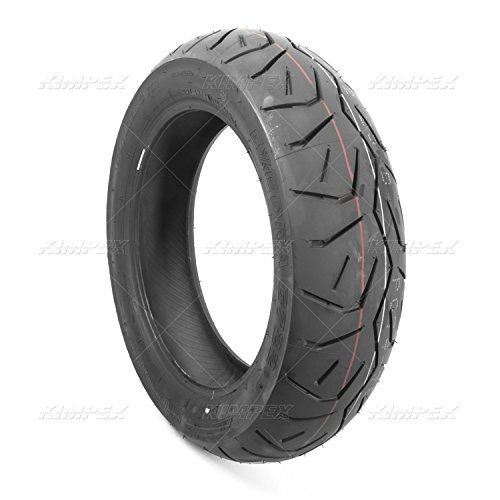 Bridgestone Exedra G722 Tire - Rear - 170/70-16 , Position: Rear, Tire Size: 170/70-16, Rim Size: 16, Load Rating: 75, Speed Rating: H, Tire Type: Street, Tire Construction: Bias, Tire Application: Touring 061753  #bridgestonetires #touringtires https://www.safetygearhq.com/product/tyre-shop-tire-warehouse/bridgestone-exedra-g722-tire-rear-17070-16-position-rear-tire-size-17070-16-rim-size-16-load-rating-75-speed-rating-h-tire-type-street-tire-construction-bias-tire-application-to/