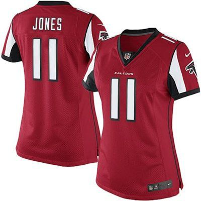 Nike Julio Jones Atlanta Falcons Ladies The Limited Jersey - Red