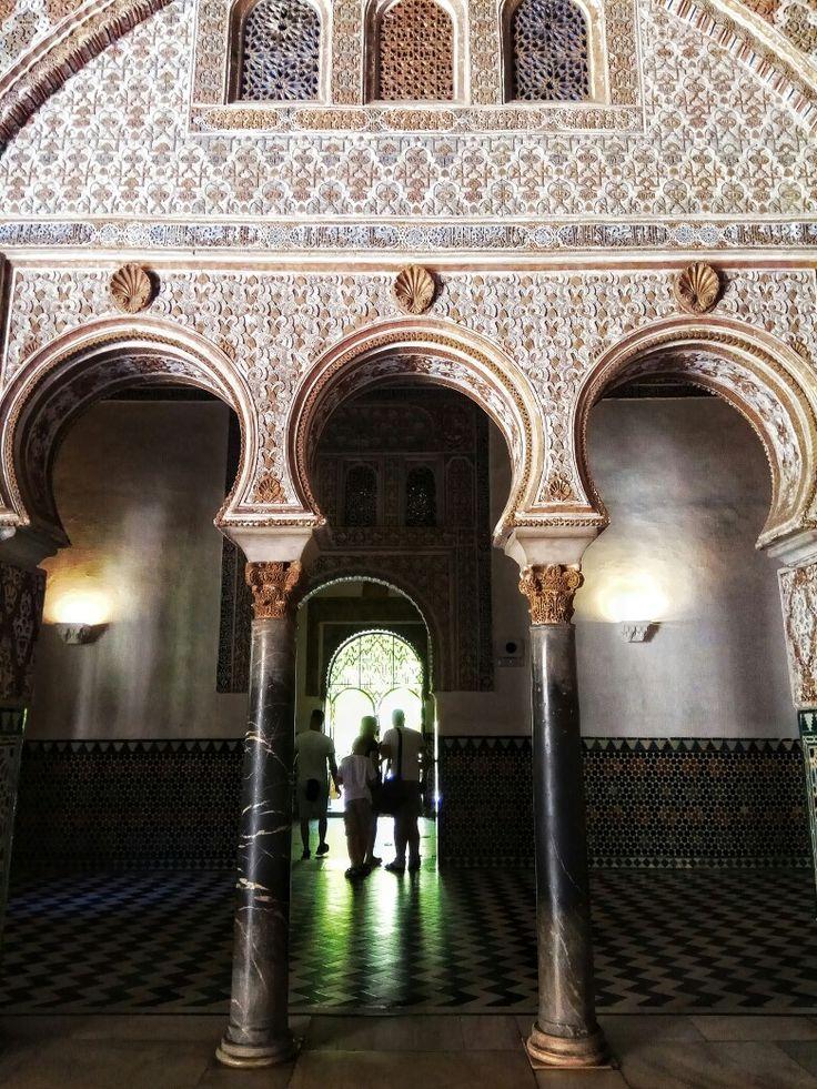 Real alcázar de Sevilla, Andalucía Spain