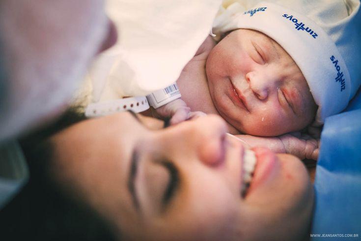 Fotografia de parto | Bebê | Parto | Sessão de fotos | São Paulo | Brasil