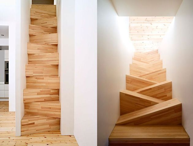 61 Best Images About Tiny House Ladders And Stair Solutions On