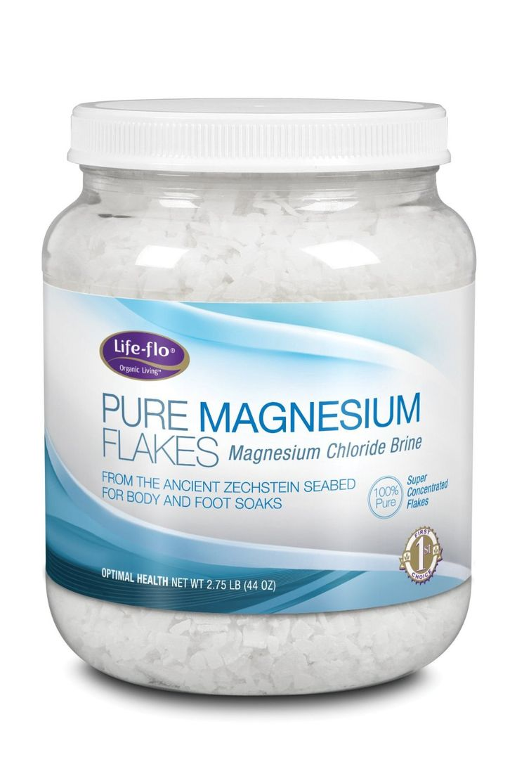 make your own magnesium oil for a tiny fraction of the cost.  you can get the magnesium chloride flakes by clicking on this photo    Simply mix equal parts of boiling water and magnesium chloride flakes.  Let mixture cool and then spray on your skin to help restore your body's magnesium levels.
