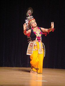 Manipuri dance - Simple English Wikipedia, the free encyclopedia