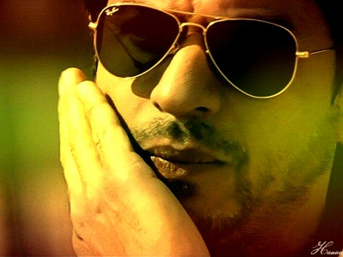 SRK as Kabir Khan