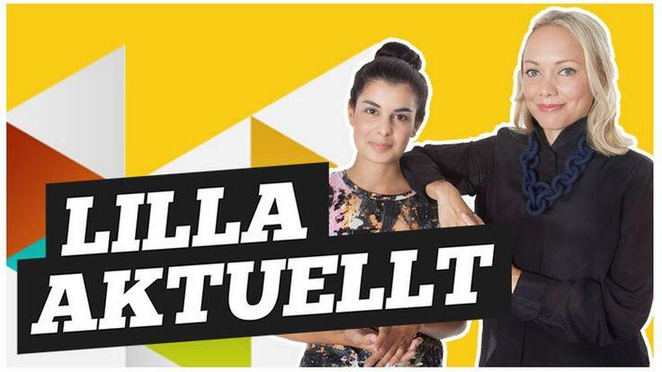 Nyhetsprogram för barn och unga. Programledare: Aida Pourshahidi och Andrea Hökerberg. Kontakta oss på: lillaaktuellt@svt.se. Ansvarig utgivare: Eva Landahl.