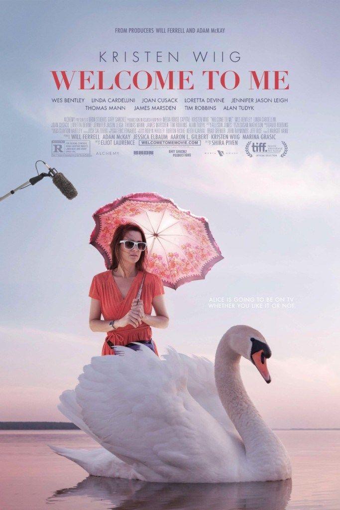 Welcome to Me - 2014 Yönetmen: Shira Piven Yazar: Eliot Laurence Oyuncular: Kristen Wiig (Alice Klieg), James Marsden (Rich Ruskin), Linda Cardellini (Gina Selway), Wes Bentley (Gabe Ruskin)