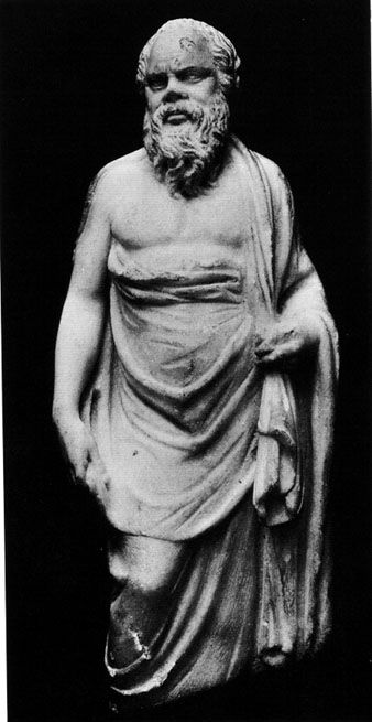 a biography and life work of socrates an ancient greek philosopher Socrates (469/470-399 bce) was a greek philosopher and is considered the  father of  and later works by aristotle to tell us anything about socrates' life.