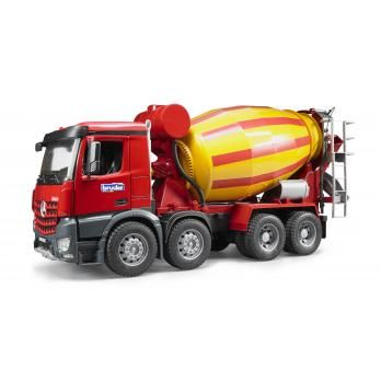 Bruder Toys - Overview: farming vehicles of the professional series