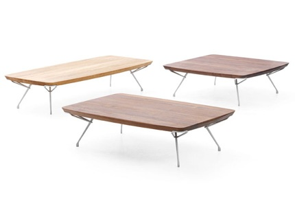 """Lunar"" table by Roderick Vos for Designonstock"