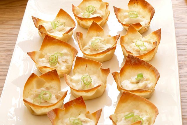 Impress your guests with this easy-to-make crab rangoon that tastes like the classic recipe but uses sensible ingredients.