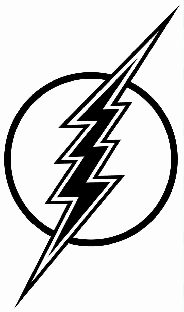 32 Lightning Bolt Coloring Page Pictures Of Lightning Bolts