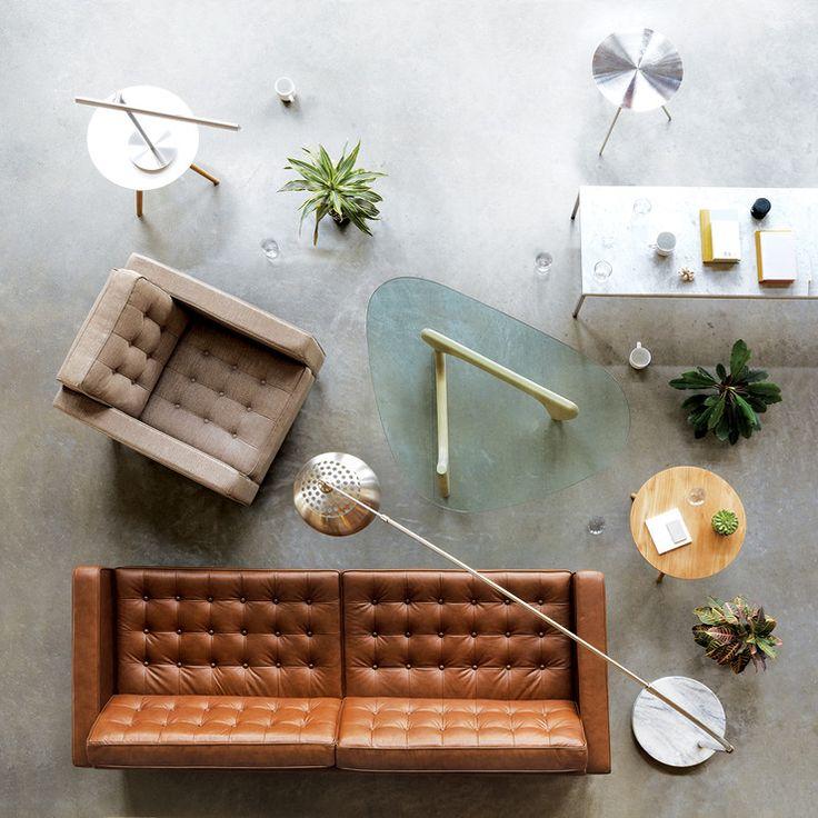 Reverie Sofa Sahara Wood. 17 best EQ3 Living Modern images on Pinterest   Modern furniture