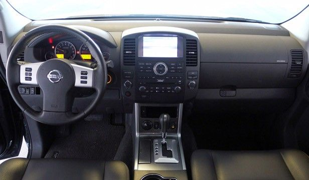 Image result for Nissan Pathfinder Interior 2008