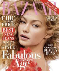October 01, 2016 issue of Harper's Bazaar. Available now at WCL via Zinio.