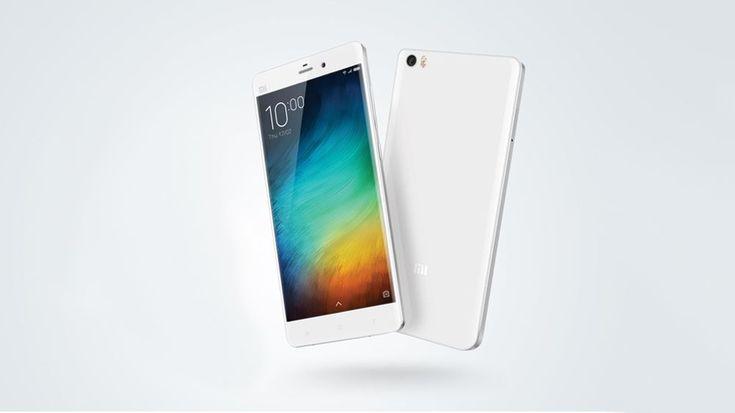 Xiaomi вближайшее время представит смартфон Mi Note2
