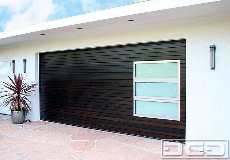 Dynamic Garage Door | Custom Architectural Garage Door : Contemporary Doors