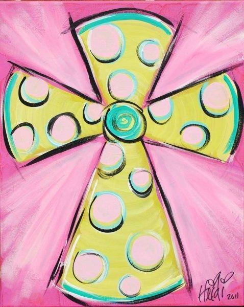 cross canvas paintings | Visit heartworksclass.com