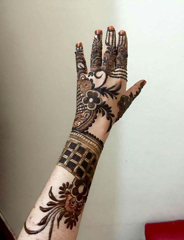 Mehandi designs Art Collection