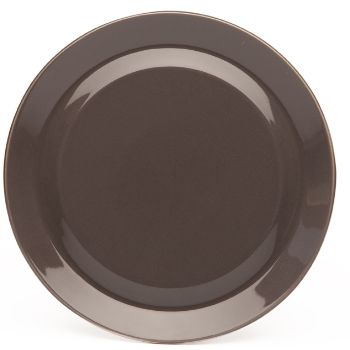Jansen+Co  My Plate: My Plates is available in Anthracite (dark grey) colour, you can use them for breakfast, lunch or to present your starter, salade or cake on. Made of high quality ceramic, made by hand.
