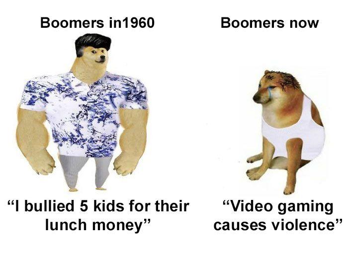 Then Now Dog Meme Memes Really Funny Memes Me Too Meme
