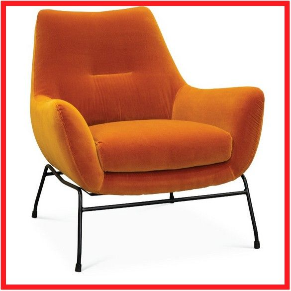 Model 42 Flap Back Dining Chair Orange Ash Dining Chairs Orange Dining Chairs Midcentury Modern Dining Chairs