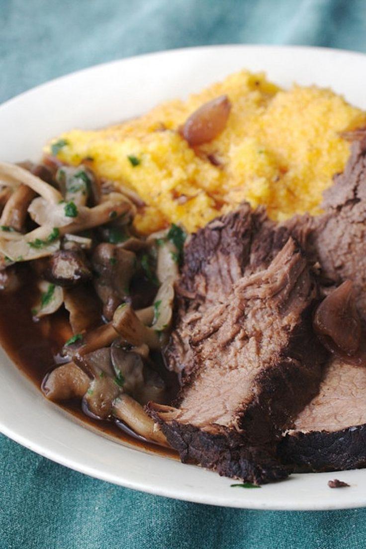 Ultimi giorni di freddo per gustarsi un buon brasato all'Amarone. La ricetta: http://winedharma.com/it/dharmag/marzo-2014/cucina-veneta-come-preparare-il-brasato-allamarone