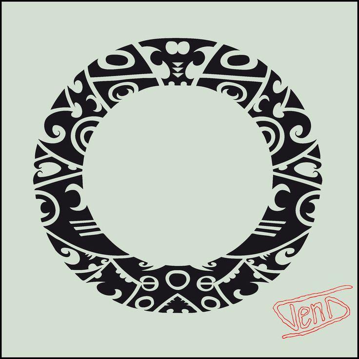 38 Best Circular Tattoo Designs Images On Pinterest