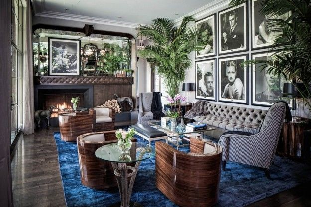 Mobili stile anni 20 - Il Grande Gatsby induce in un atmosfera da east coast, fatta di ville coloniali, party in piscina, grandi automobili, jazz e cocktail.