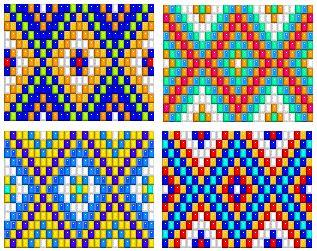 Free Loom Bead Patterns | Loom-beading-patterns | erwinnavyanto.in