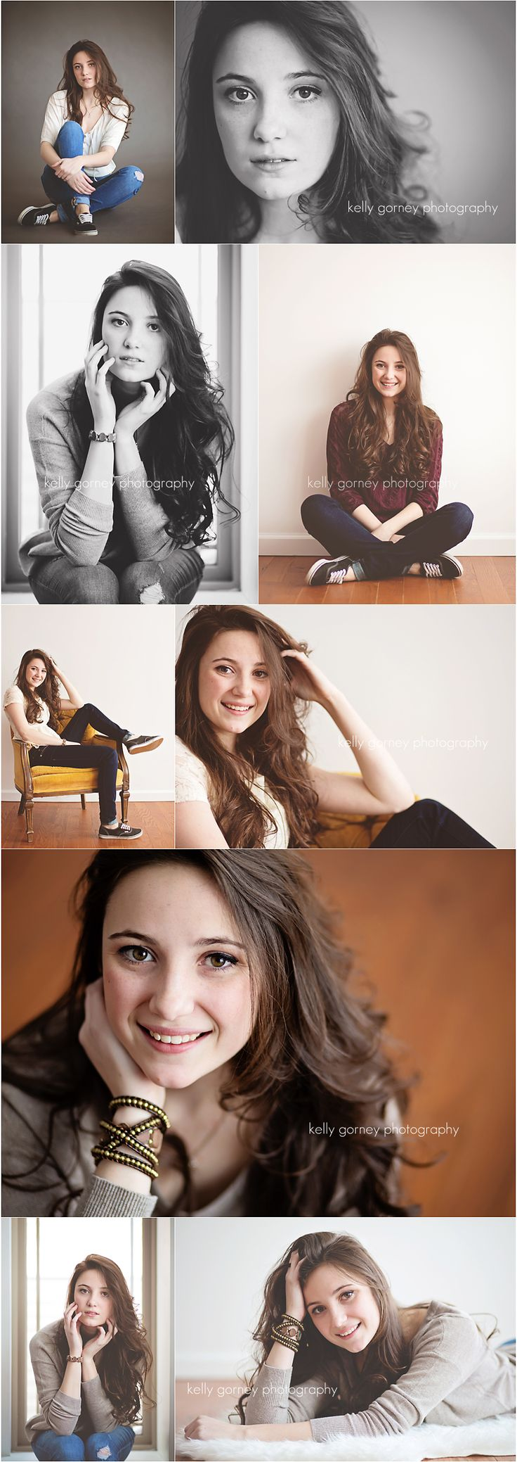 Senior Session | Kelly Gorney Photography Senior Rep