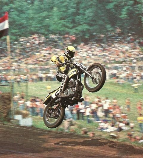 Kenny flying at Peoria.