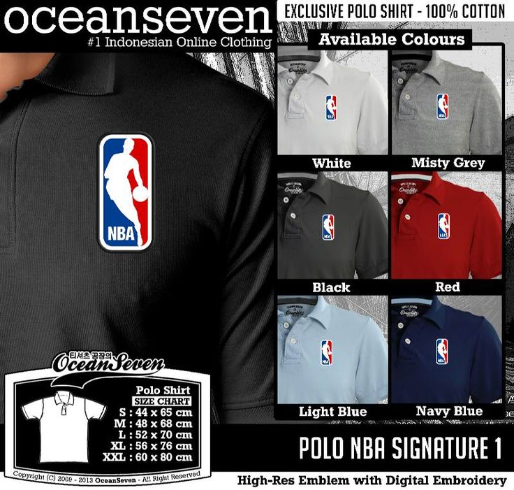 polo NBA signature 1