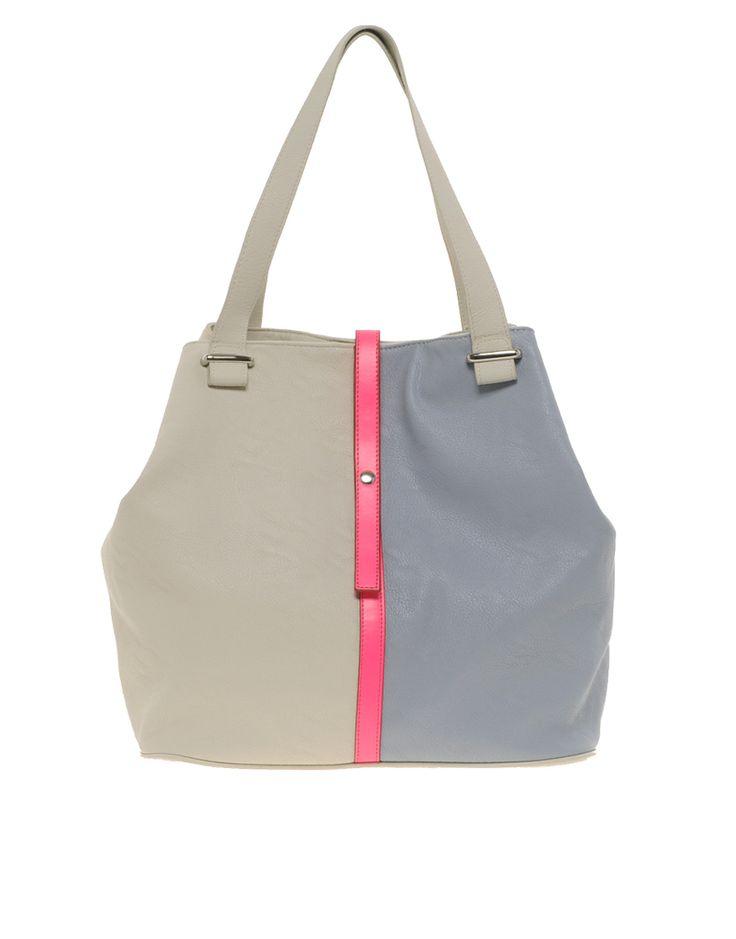 neon stripe hobo bag $54: Fall Handbags, Stripe Hobo, Handbags Purses, Awesome Handbags, Stripes, Hobo Bags, Bags Asos Neon